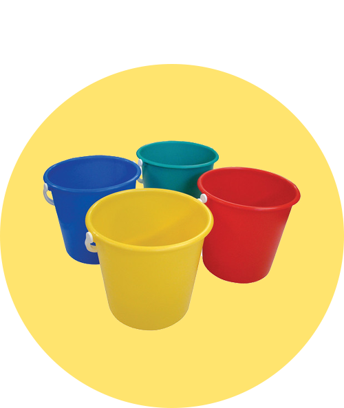 Buckets & Drums