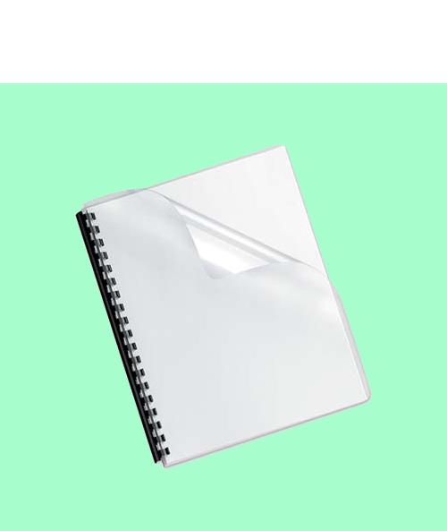 Binding Sheet & Covers