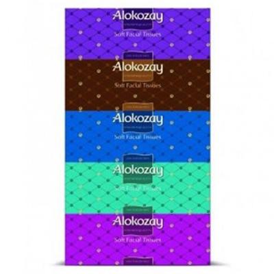 Alokozy Facial Tissue 150ply (Pkt/5pc)