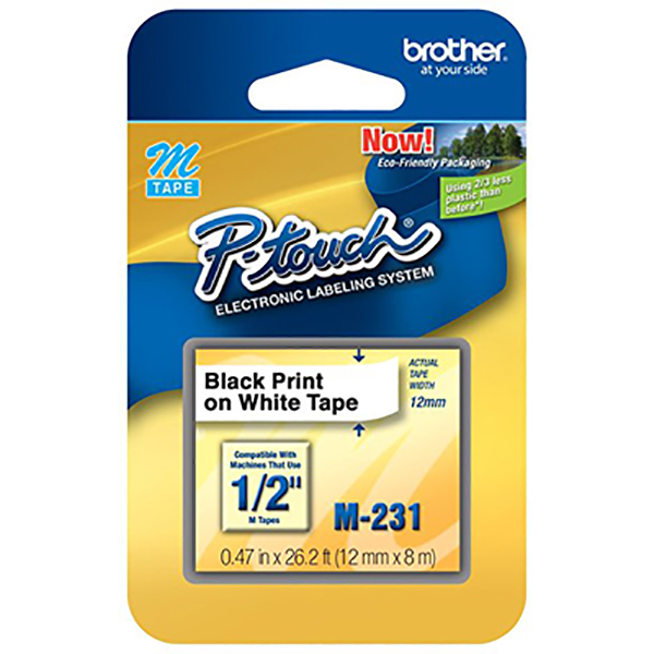 Brother Tape MK231 12mm