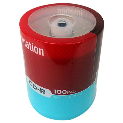 Imation CD-R (100pc/cse)
