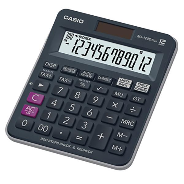 Casio Calculator MJ-120D Plus (pc)