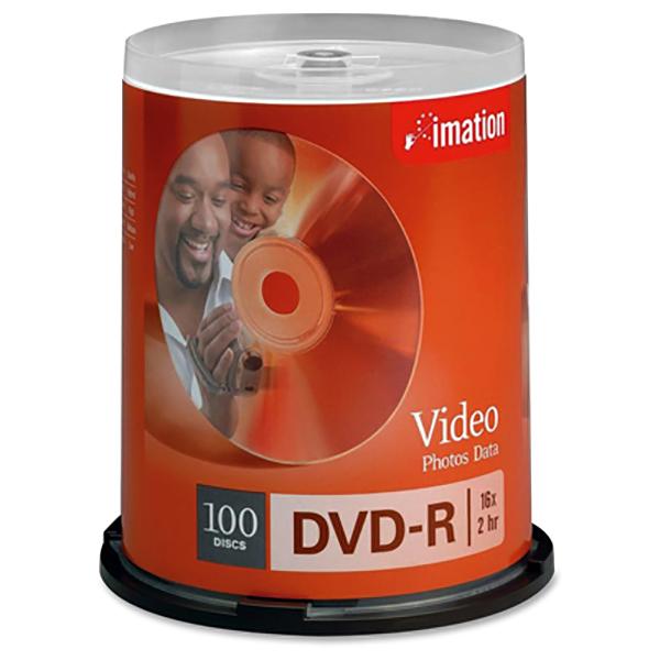 Imation DVD-R (10pc/cse)
