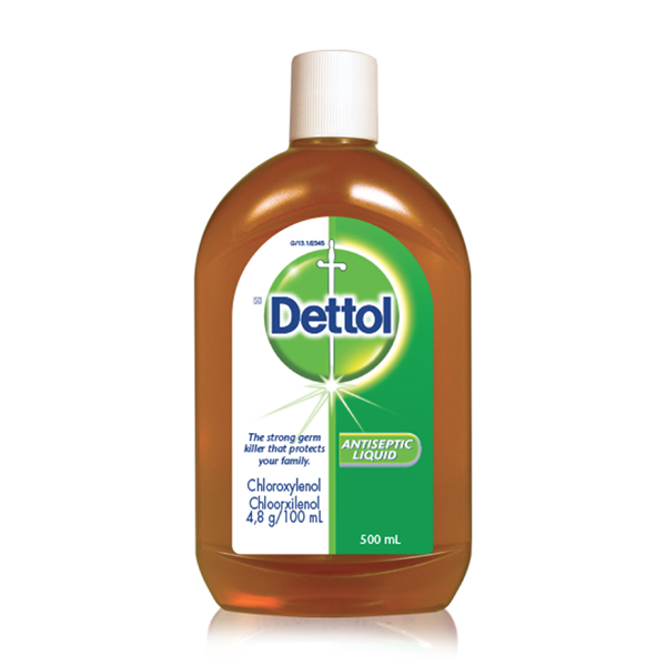 Dettol Disinfectant 500ml (pc)