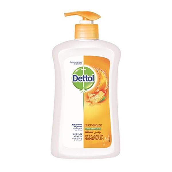Dettol Hand Wash Fresh 400ML (ea)
