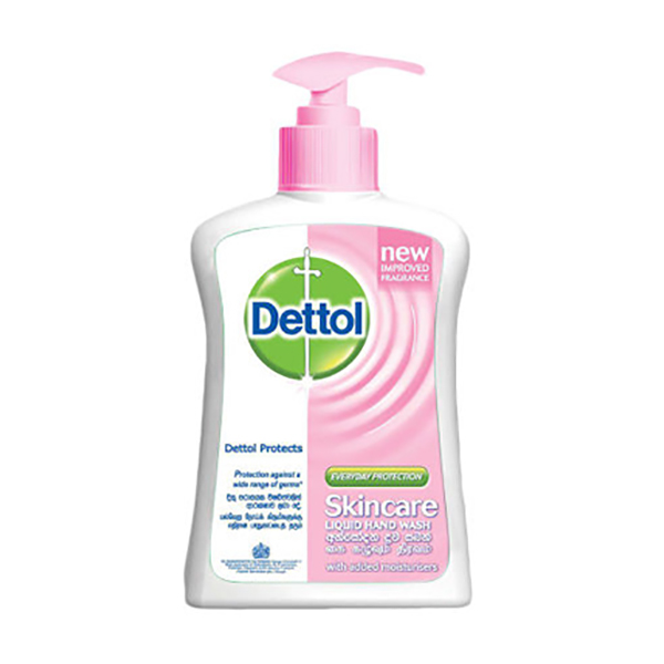 Dettol Hand Wash Skincare 200ML (ea)
