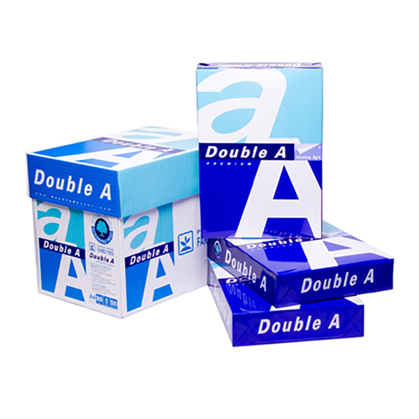 Double A A4 Paper 80gsm (Box/5Ream)
