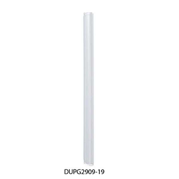 Durable Fixing Bar Transparent DUPG2909-19 (Box/25pc)
