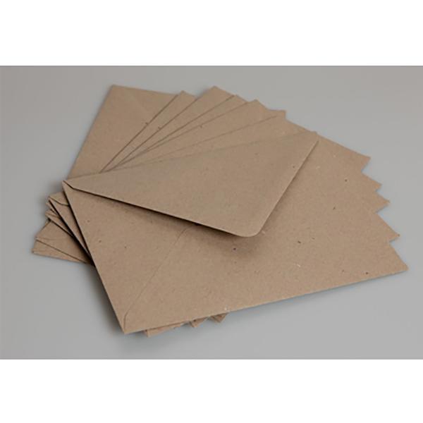 Envelope Brown A5 (pkt/50pc)