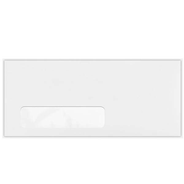Envelope White 9*4 Window (box/500pc)