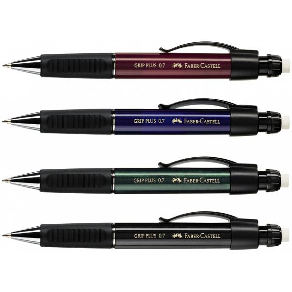 Grip Plus Mech Pencil0.7mm Faber Castell FC130740 (pc)