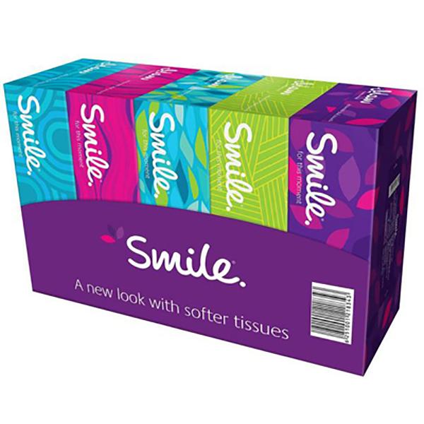 Facial Tissue 150 sheet 2 ply (pc)