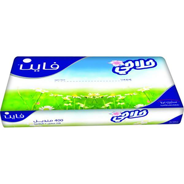 Facial Tissue Fluffy 200*2 (pc)