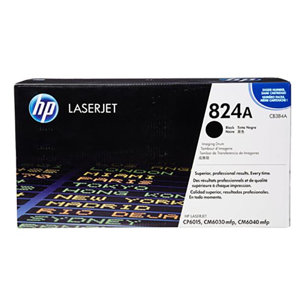 HP 824A BLACK IMAGING DRUM (CB384A)