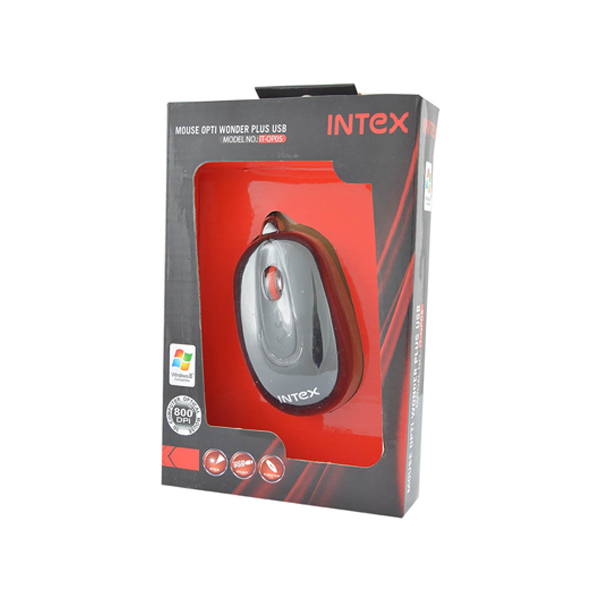 Index Robin Optical Mouse IT-P1