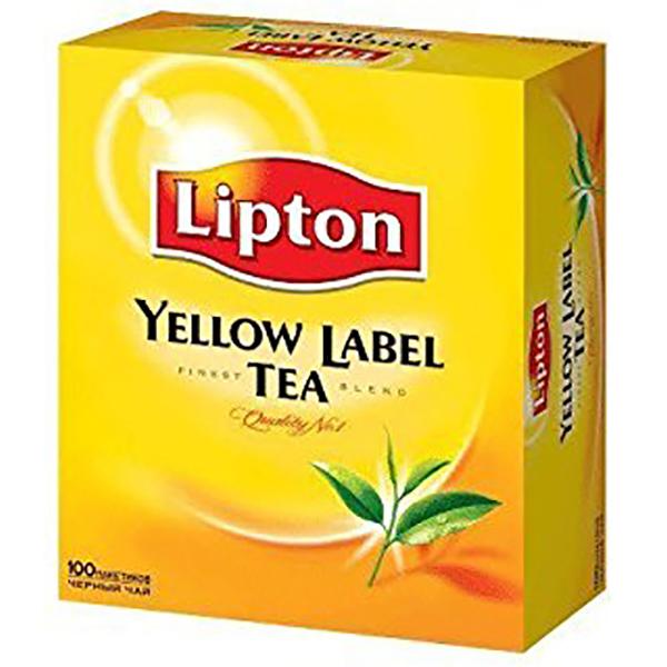 Lipton Tea Bag 100*2GM (ea)