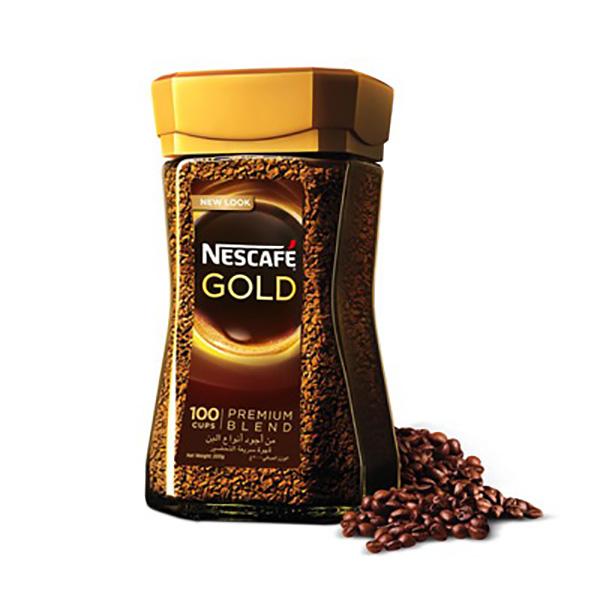 Nescafe Gold Jars 200g (pc)