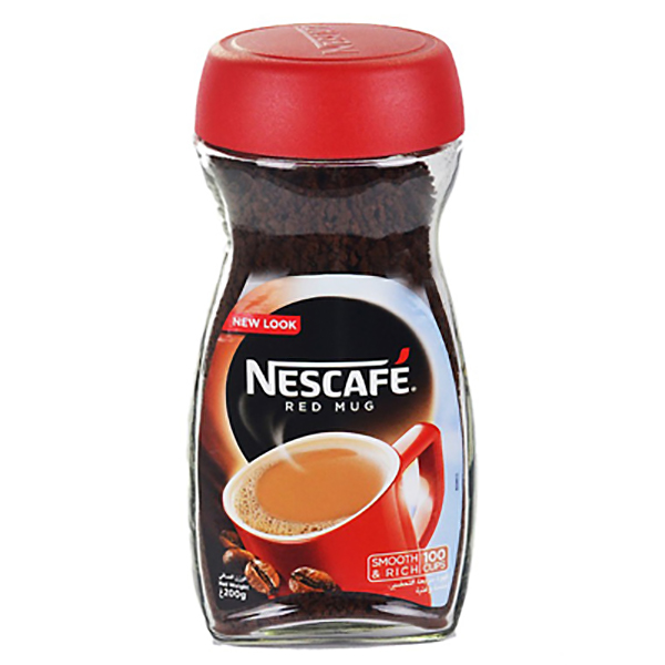 Nescafe Red Mug 200GM (pc)