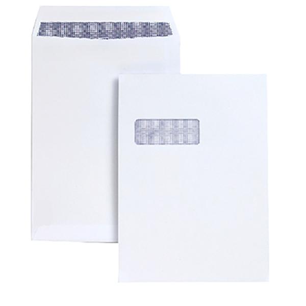 Envelope White12*10 FIS 100G Peel&Seel (Pkt/50pc)