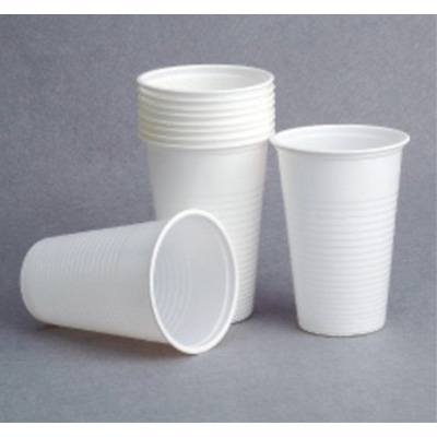 Plastic Cup 6oz Hotpack pkt/25pc
