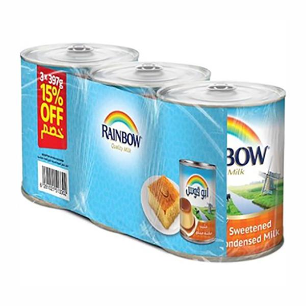 Rainbow Milk Original 3*385ML (pc)